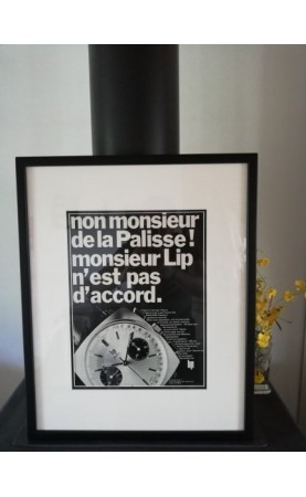 Lip Genève Chronographe