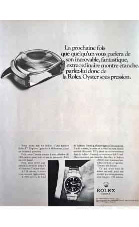Rolex resistance