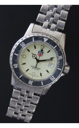 TAG Heuer 1500 lume dial