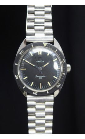 Omega seamaster 120 -1968