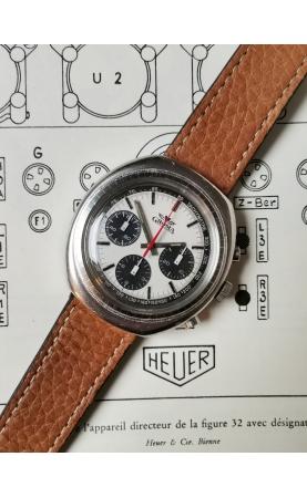 Groma chronographe panda 7736